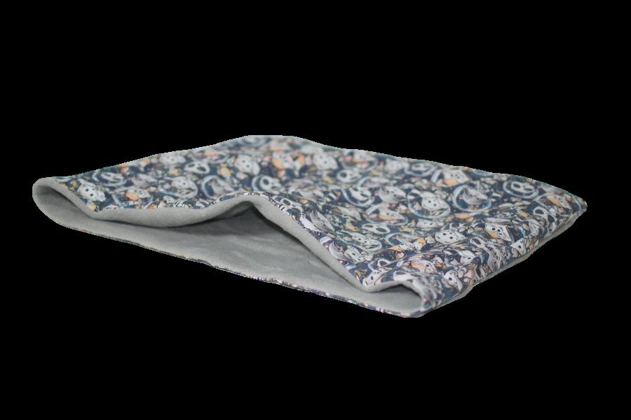 Schlafsack - 60x45 - Lustige Tiere im All